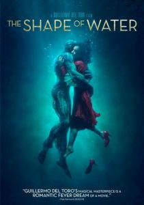 shape of water movie cover
