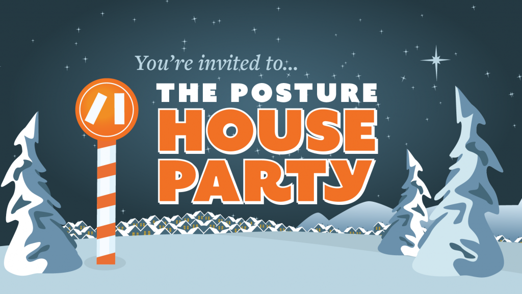 We're having a party… and you're invited!