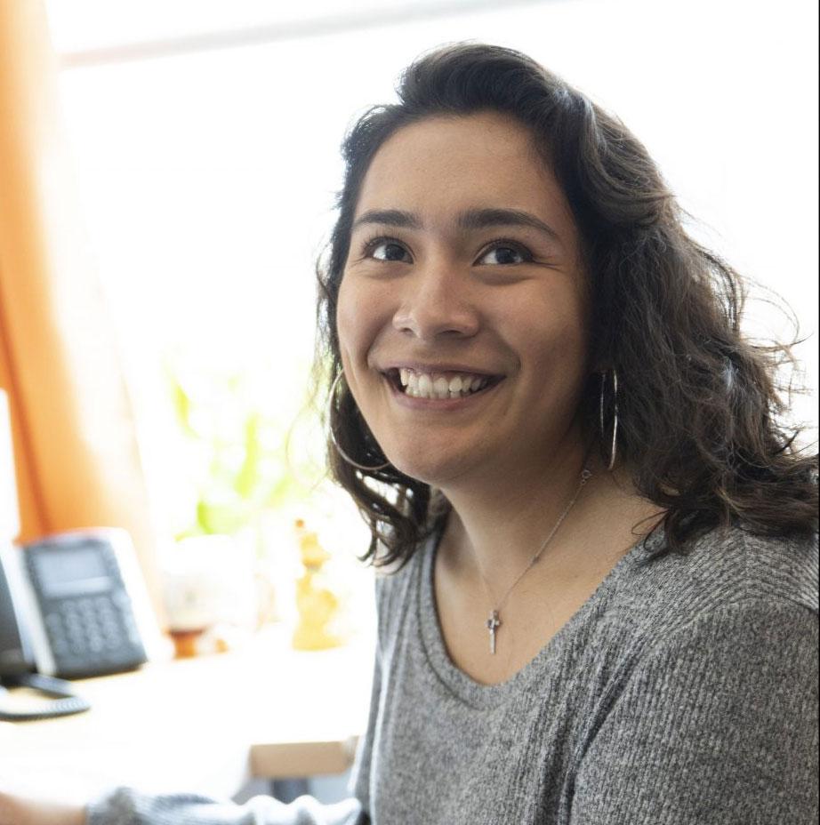 Intern Spotlight: Gabby Santos